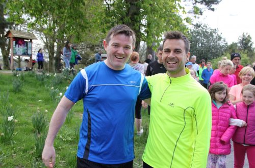Park Run Kilkenny – 30 April 2016