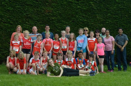 T&F Leinster Team Championships – 2016