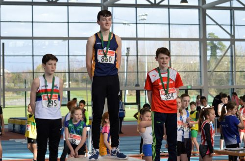 Athlone Indoors – 12 Feb 2017