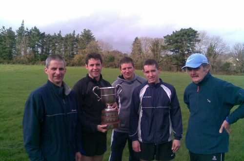 Men's XC County Novice – 2009