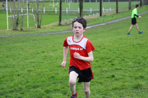 Kilmacow Open XC Juveniles – January 2018