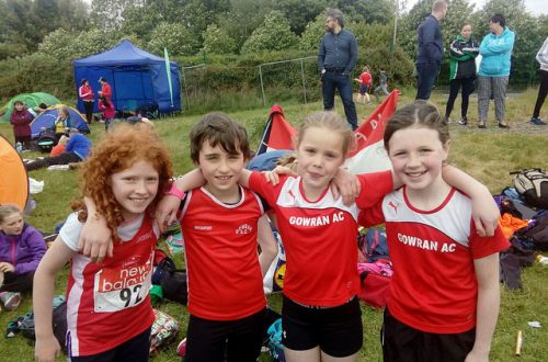 Leinster Relay – 21 May 2017