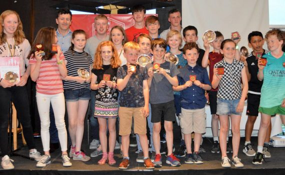 APRIL DIARY – CLUB AWARDS (13th)  & AGM (24th)