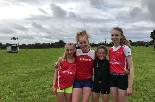 County Championships Even Age and O40, Ballycurran 2018