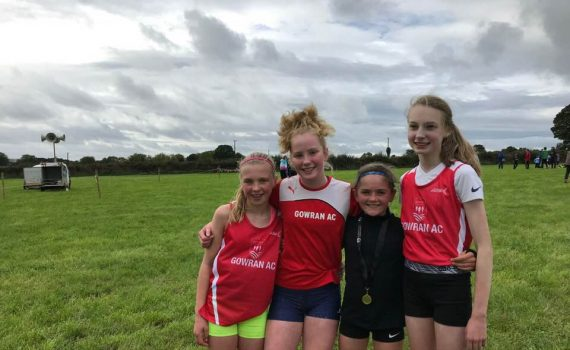 County Championships in Ballycurran 7th October 2018