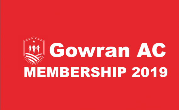 Club Membership for 2019 Due