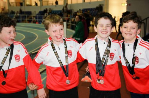 County Indoor Championships, Athlone 2019