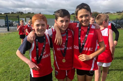 2019 Relays Uneven Ages- Thomastown
