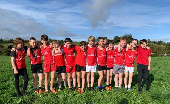 County XC in Castlecomer