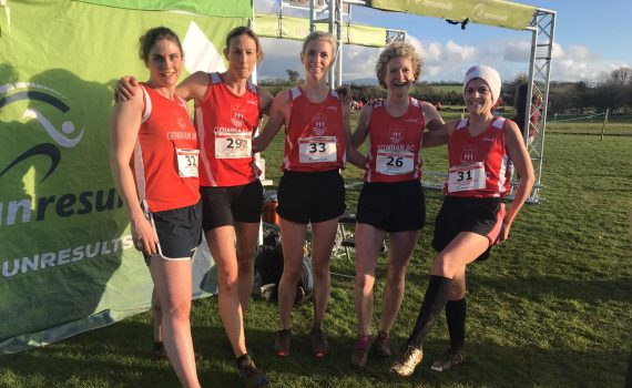 Leinster XC Intermediate, Masters and Juvenile Relays