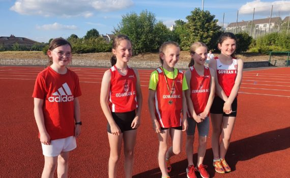U12/13 County Championships Results